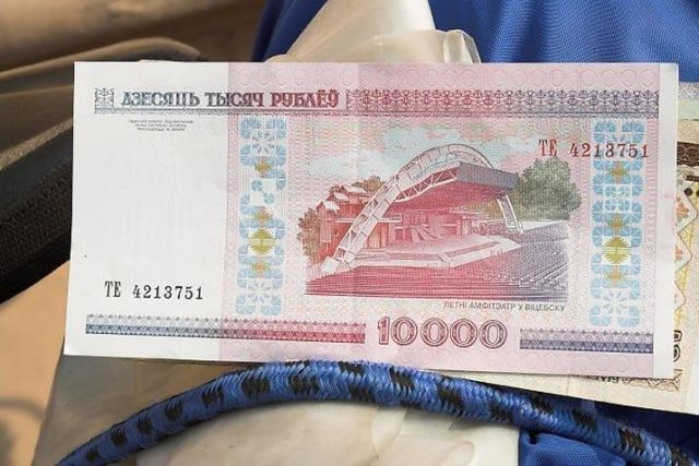 После того, 24 мая 2011 года белорусский рубль девальвировал на 54,4% (источник - the world bank)