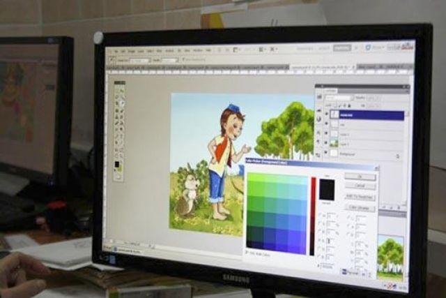 Мультфильм своими руками на компьютере 63