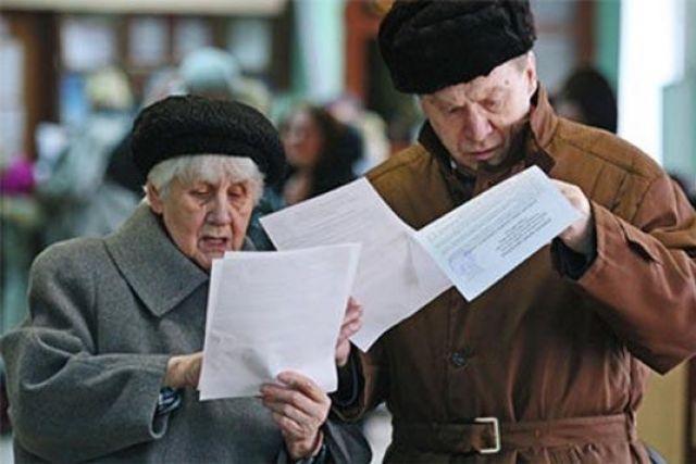 Перерасчет пенсий по старости в 2015 году