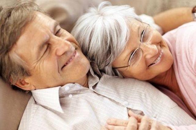 Сексуальность пожилого возраста