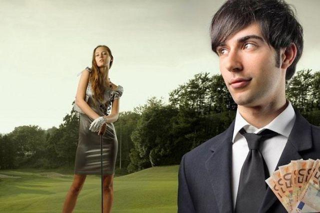 Страх секса у бизнесмена
