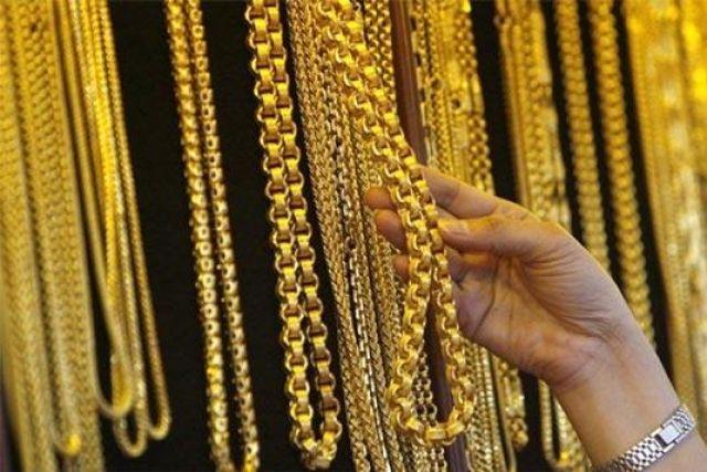 Изделие из чистого золота