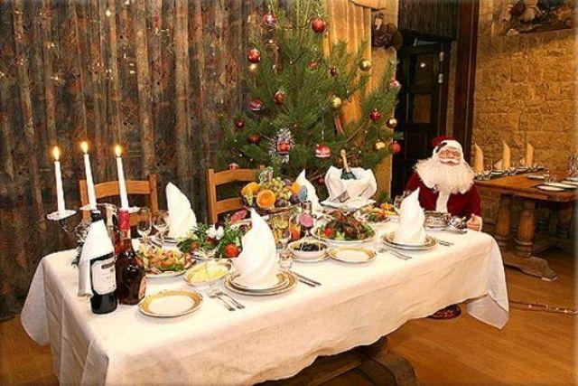 Как вы на новый год принимаете гостей