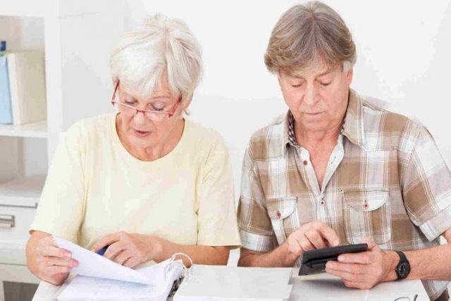 Документы в пенсионный фонд неработающий пенсионер