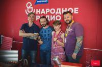 Илья Авербух: «Каждый раз, когда я бываю в Минске, захожу к друзьям на «Народное радио». Всегда теплый прием и приятная атмосфера. Хочу туда и Ягудина привезти, пусть и он прикоснется к белорусскому гостеприимству».