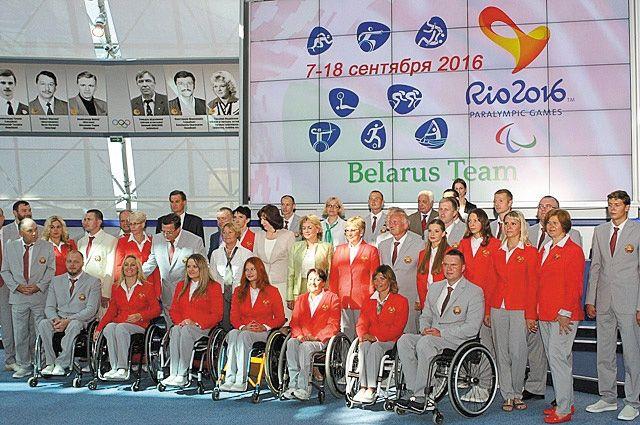 Самыми успешными для белорусских паралимпийцев остаются Игры-2004 в Афинах.