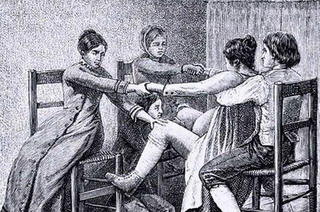 Родильная лихорадка сопровождалась наибольшей смертностью.