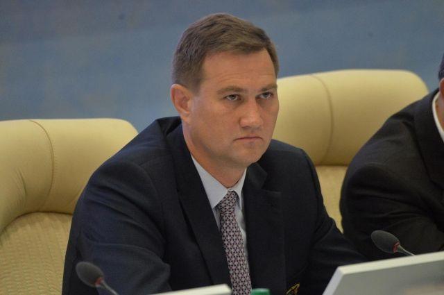 Вице-президент НОК Максим РЫЖЕНКОВ