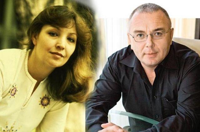 Ольга ОСТРОУМОВА и Павел ЛОБКОВ