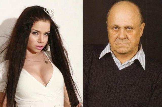 БЬЯНКА и Владимир Валентинович МЕНЬШОВ