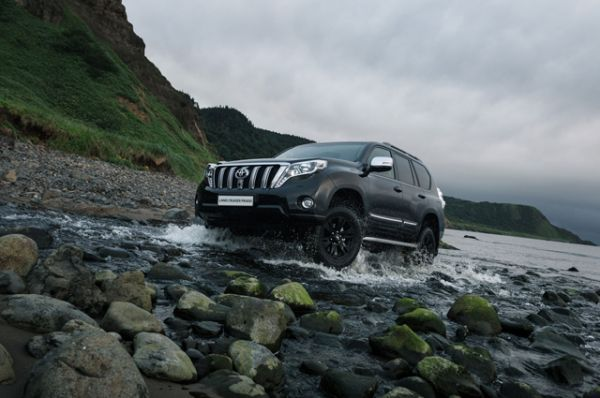 5 место: Toyota Land Cruiser Prado