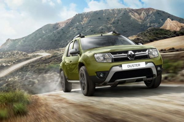 6 место: Renault Duster