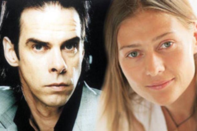 Николас КЕЙВ и Мария ГОЛУБКИНА