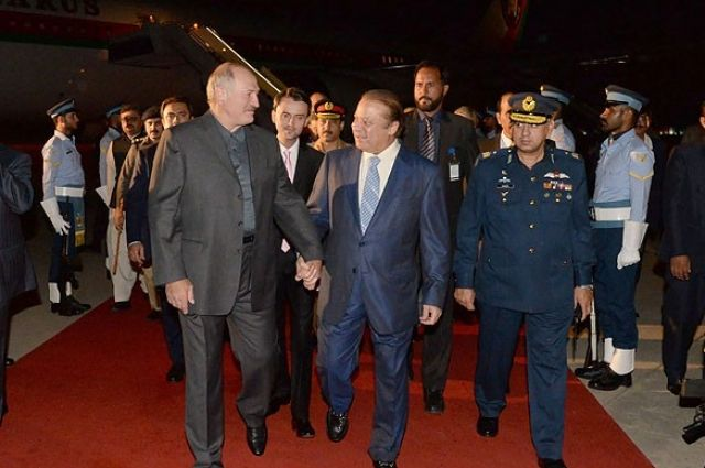 Александр Лукашенко совершит визит вПакистан