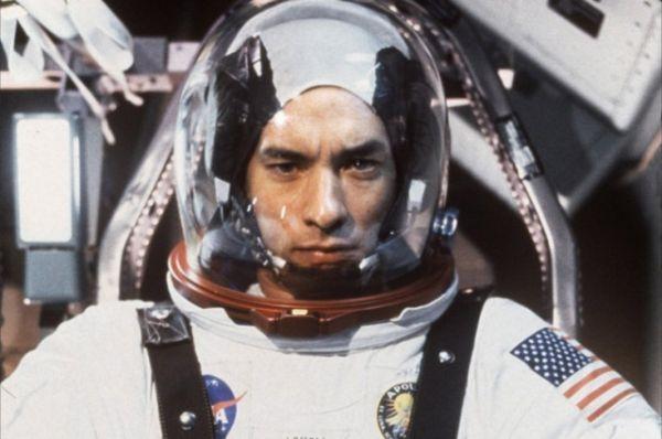 В картине «Аполлон 13» актер воплотил на экране образ астронавта Джима Ловелла. Фильм рассказывал о неудачной лунной миссии «Аполлон-13» — одном из самых драматических моментов освоения космоса.