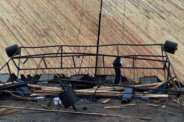 На «Беларуськалий» оборвалась строительная люлька сшестью сотрудниками: двое погибли