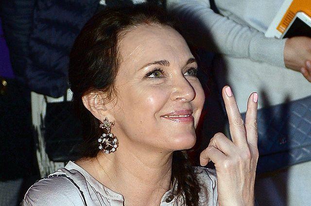 Татьяна Лютаева.