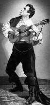 1971 год. Владимир Зельдин в комедии Лопе де Вега «Учитель танцев» в постановке центрального театра Советской Армии.