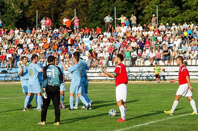 Белорусская сборная отбирает очки у грандов европейского футбола, но проигрывает аутсайдерам.
