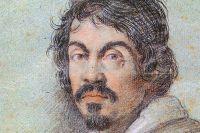 Портрет Караваджо работы Оттавио Леони, 1621 год.