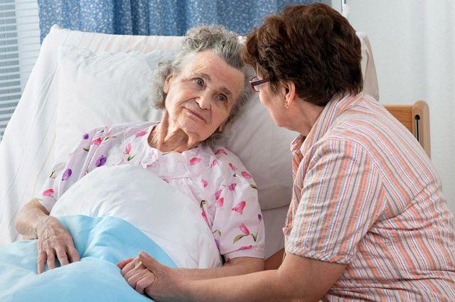 В Беларуси нет строго утвержденных часов посещения пациентов.