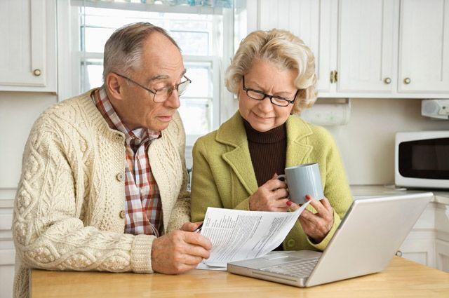 Пенсионерам отдадут накопительную часть