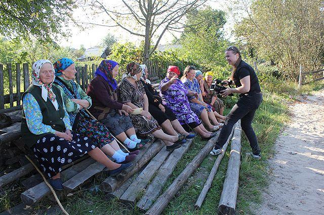 В «Кино перемен» вошел и документальный фильм белорусского режиссера Ирины Волох «Полигон», рассказывающий о жителях пограничных деревень.