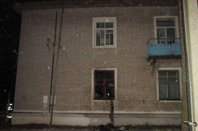 ВПуховичском районе напожаре умер 60-летний мужчина