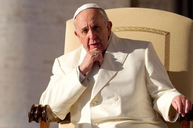Папа Римский разрешил прощать грех аборта