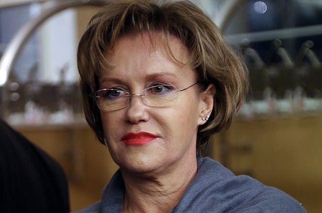 Ирина Розанова.