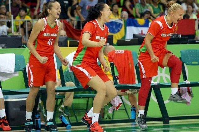 Баскетболистки сборной Беларуссии вышли в заключительную стадию чемпионата Европы