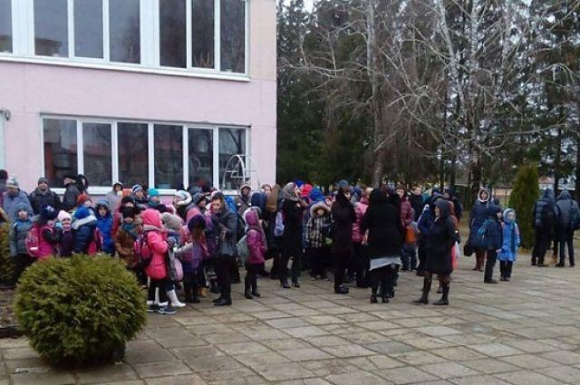 ВМинском районе из-за задымления издетсада эвакуировали детей