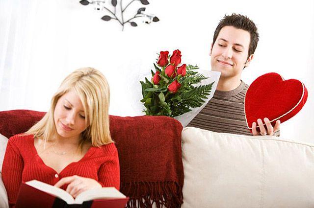 Как сделать так чтоб мужчины дарили подарки