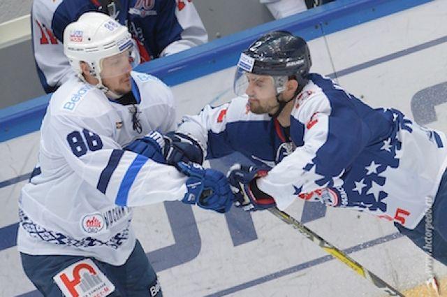 Минское «Динамо» одержало уверенную победу над «Торпедо»— КХЛ