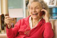 Не забывайте звонить родителям и поздравлять их с праздниками.