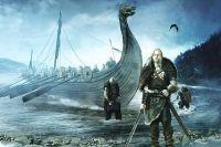 Приплыли чужаки от холодного моря, добра в дороге награбили много. Но победил их Гоимил.