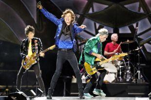 Концерт The Rolling Stones в штате Огайо летом 2015 года.