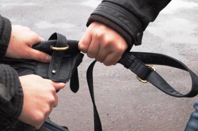 ВСолигорске мужчина ударил камнем поголове женщину иотнял сумку
