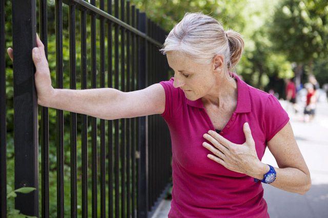 Симптомы инфаркта у женщин нечеткие, расплывчатые.