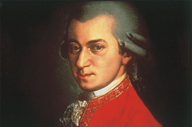 Моцарт стал лидером попродажам наCD втекущем году
