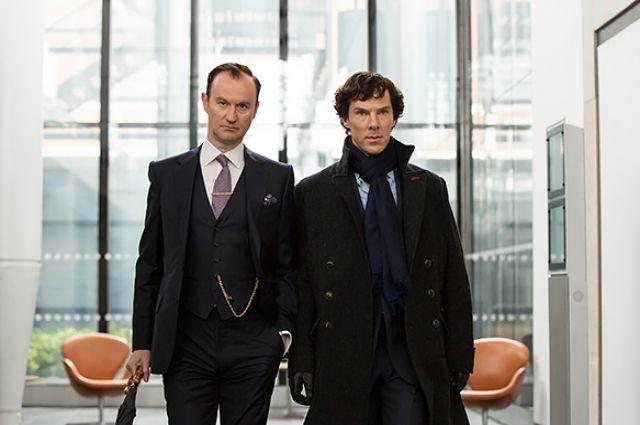 Вышел новый трейлер четвертого сезона «Шерлока»