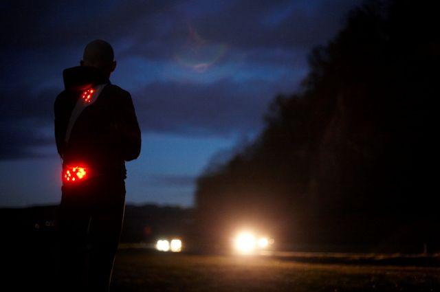 УВД: вМинском районе шофёр насмерть сбил 77-летнего пенсионера