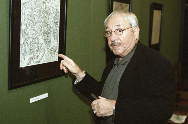 9 августа в Нью-Йорке на 92-м году жизни умер легендарный скульптор Эрнст Неизвестный.