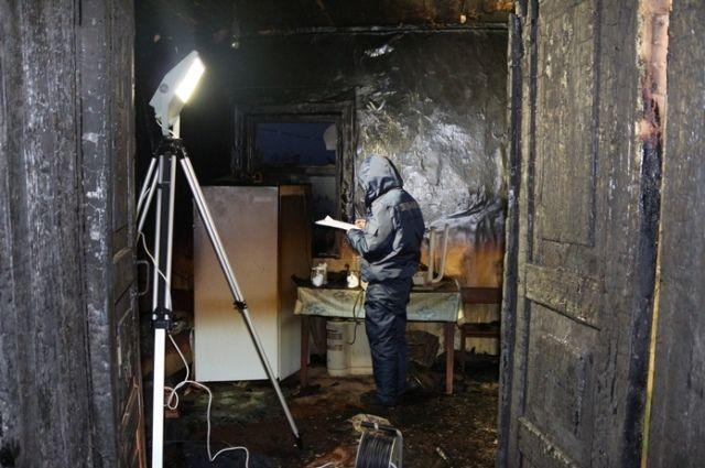 НаГомельщине нетрезвый сельчанин напал смолотком на супругу иподжег дом