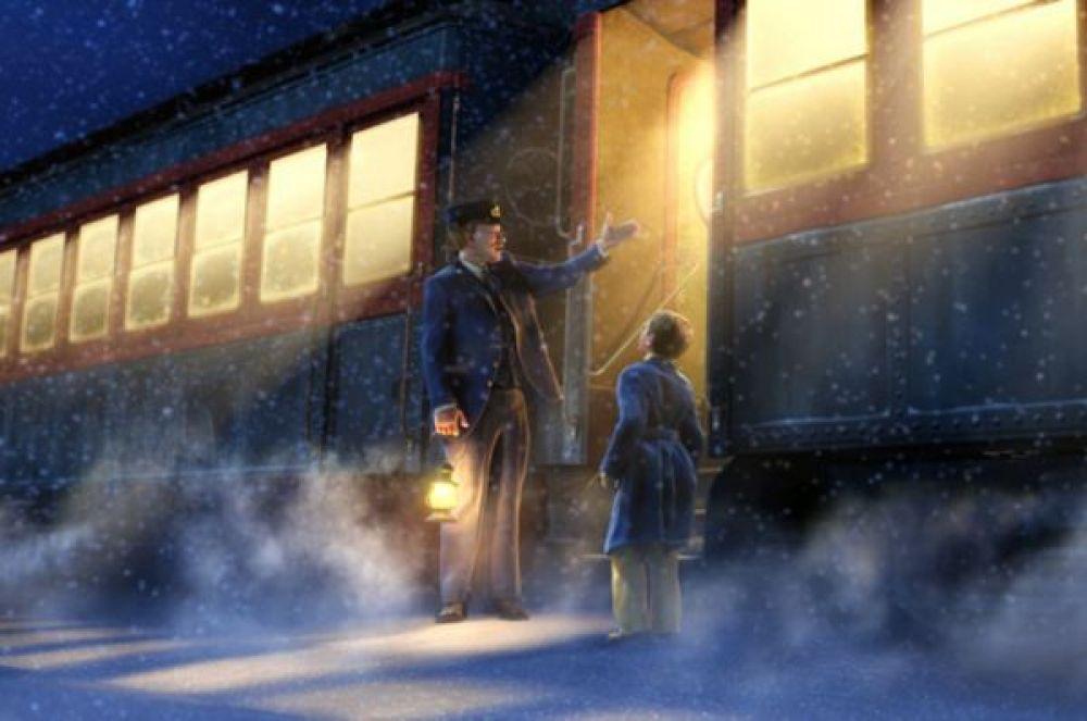 «Полярный экспресс» — экранизация одноименной детской книги о необыкновенном путешествии маленького мальчика на волшебном поезде в канун Рождества. Сборы в прокате: $183,37 млн