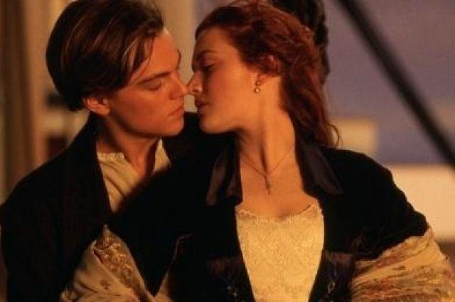 Определен лучший поцелуй вистории голливудского кино