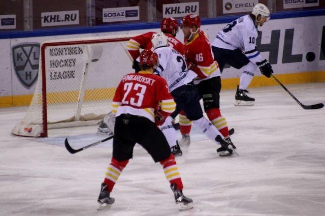 Минское «Динамо» прервало серию поражений, обыграв побуллитам пекинский «Куньлунь»