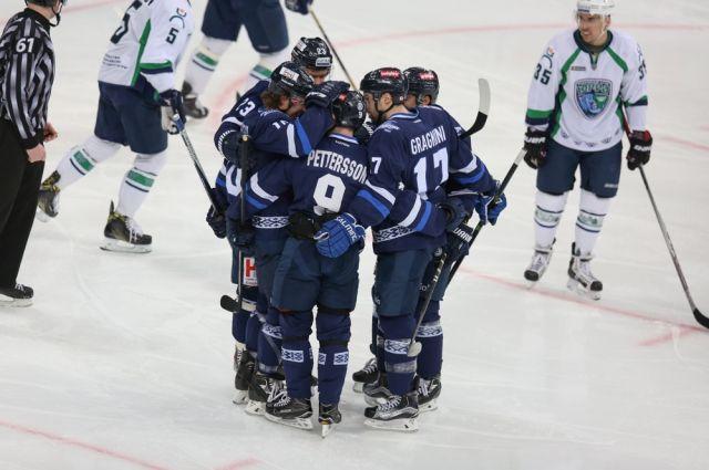 «Динамо» Минск— «Югра». Лаланд займет позицию вворотах