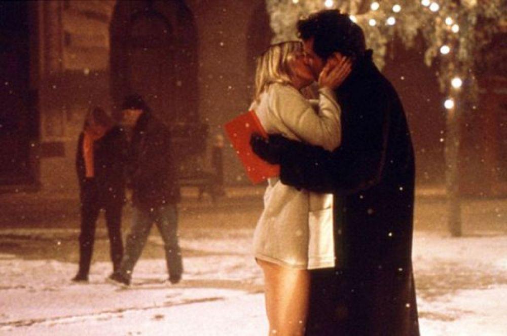 6 место – поцелуй мистера Дарси и Бриджит Джонс в одноимённом фильме.
