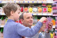Приобретая семена в магазине, приходится полагаться только на указанный срок годности.